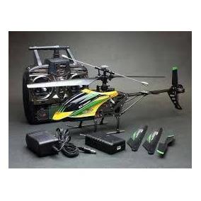 Helicoptero V912 Completo Original V 912 Wl Toys