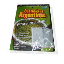 Filtro Bombilla De Mate 5 Blisters X 2 Unid - $ 13.98 C/u