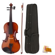 Violin 4/4 Natural Completo Estuche / Accesorios