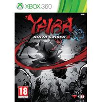 Jogo Lacrado Yaiba Ninja Gaiden Z Para Xbox 360