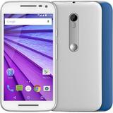 Smartfone Moto G 3ª Geração Xt1543 Branco Frete Grátis