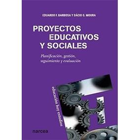 Libro Online Proyectos Educativos Y Sociales Fernandes