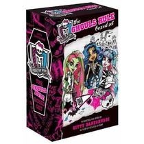 Libro Monster High: The Ghouls Rule Boxed Set - Nuevo