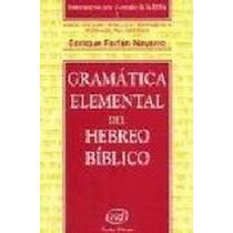 Gramatica Del Hebreo-ebook-libro-digital