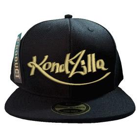 Boné Aba Reta Snapback Rap Kondzila Cacique Klandestino