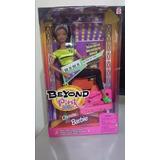 Boneca Barbie Christie Amiga Negra Beyond Pink Rock1998 Nrfb