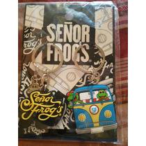 Llaveros Originales Nuevos Del Señor Frogs