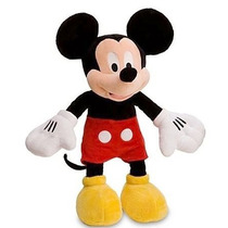 Mickey Mouse Peluche Original Disney 35 Cm