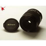 Lente Nikon Af 35-80 D Autofocus Apto Digitales