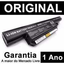 Bateria Original Itautec W7550 + Carregador Notebook
