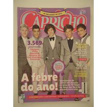 Capricho #1164 Ano 2012 Posters De Demi, Luan Santana, Justi