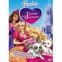 Dvd Barbie E O Castelo De Diamante (original)