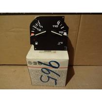 Marcador Combustivel Temperatura Original Vw Santana 91/97 T