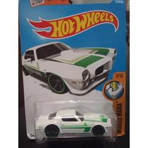 Hot Wheels 73 Pontiac Firebird (3/10) - Série Muscle Mania