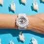 Reloj Análogo Digital Blanco Baby G - Casio - Para Damas