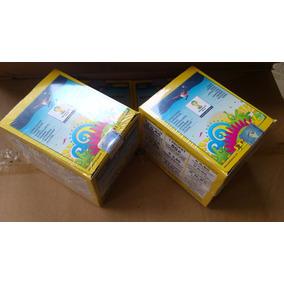 Caja De Estampas Mundial Brasil 2014 Panini Sku 5001