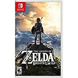 The Legend Of Zelda Breath Of The Wild Nintendo Switch !!!