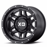 Rines 14 Can Am Maverick Kmc Xd Series Rockstar Msa 4/137