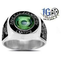 Anillo Linterna Verde Green Lantern Corps Original Dc Igo T9