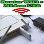 Modem Usb + Router Wifi 3g 4g Tigo Uff Une Virgin Etb