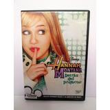 Hannah Montana Detras Del Proyector Dvd Orginal Disney Boedo