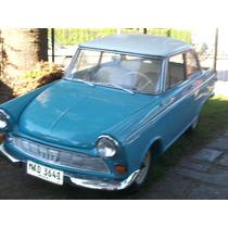 Dkw Junior De Luxe 1962 - Excelente Estado