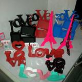 Portaretratos, Love Y Cofres En Mdf