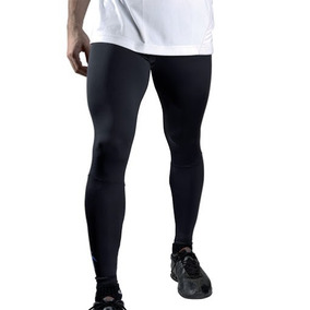 Calza Larga Deportiva Termica Hombre Ptm Lycra Talle L