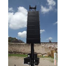 Line Array Electro Voice Ev 19200 Watts Rms Continuos