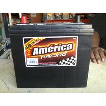 Batería América 51-r 500 Envío E Instalación Gratis En El Df