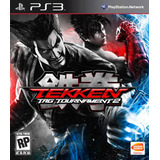 Tekken Tag Tournament 2 Ps3 Digital Gcp