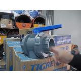 Válvula Llave Esférica Roscable Tigre 110 Mm 4 La Plata