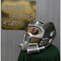 Capacete Star Lord (senhor Das Estrelas) Guardiões Da Galáxi