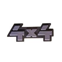 Emblema 4x4 Pampa Belina F100 E F1000