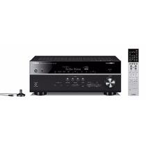 Receiver Yamaha Rx-v681 7.2 4k/3d/wifi/bt/zona2/atmos/phono