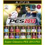 Nova Atualização Supes Classicos Pes 2013 Ps3