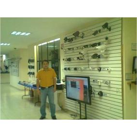 Kit Cctv Meriva Security Grabador D 8, 4 Camaras Vnocturnvbf