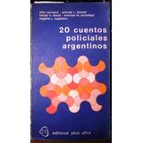 Varios Autores. 20 Cuentos Policiales Argentinos. 1979