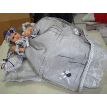 Vestido Para Divina Infantita De 35-40cm Hermosa Tela