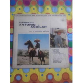 Antonio Aguilar Lp Con El Mariachi México De Pepe Villa 1968