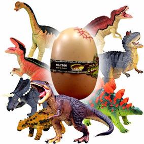 Ovo De Dinossauros -brinquedo Para Montar - 24 Ovo Surpresa