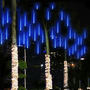 Luces Led Guirnalda Luz Lluvia Meteoro Meteorito Navida 50cm