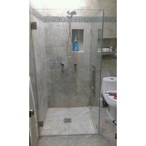Canceles De Baño En Vidrio Templado Y Acrilico
