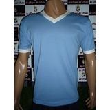 Camiseta De Uruguay Retro Campeon 1950 Maracanazo