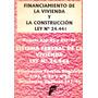 Ley Nº 24.441 - Financiamiento Vivienda Y Construcción - W2