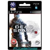 Ps3 Dead Space 3 [digital] [pcx3gamers]