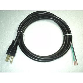Cable De Alimentacion Uso Rudo Calibre 3 X14 Por Metro
