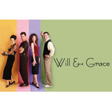 Will And Grace Serie Completa 8 Temp. - De Lo Más Vendido!!!