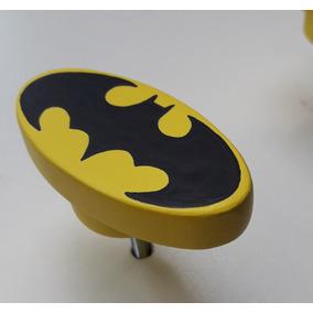 Tirador Batman De Madera Para Cajones Puertas Armario
