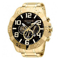 Relógio Technos Masculino Legacy Dourado Os20im/4p Original